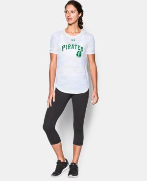 Women's Pittsburgh Pirates UA St Paddy's Crew  1 Color $39.99
