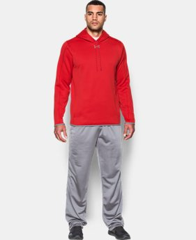 Men's UA Double Threat Hoodie  1 Color $64.99