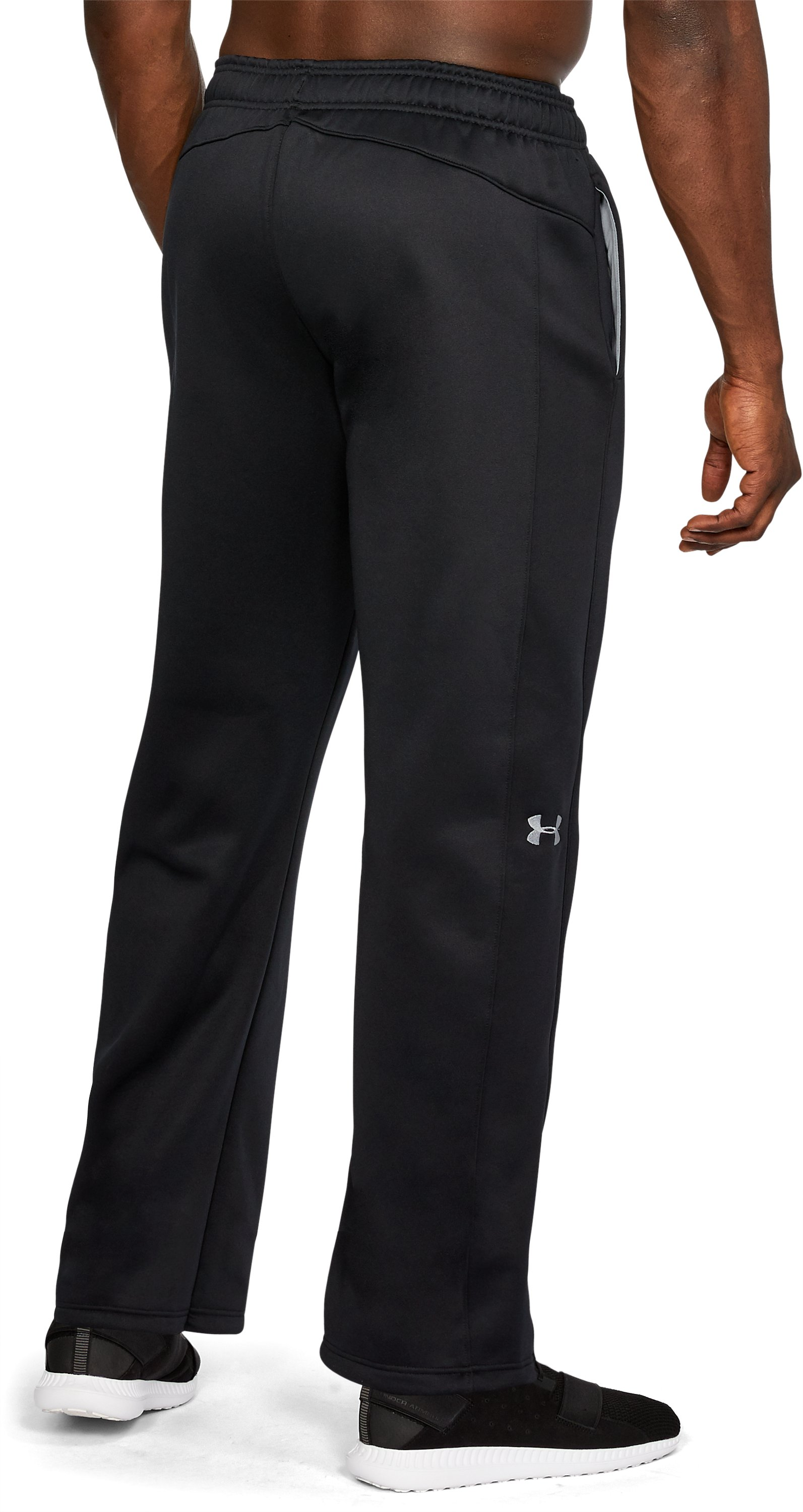 Men's UA In The Zone Pants, Black , undefined
