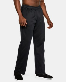 Men's Armour® Fleece Double Threat Pants  4 Colors $59.99