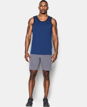 Men's UA Threadborne Heathered Tank   $20.99 to $22.99