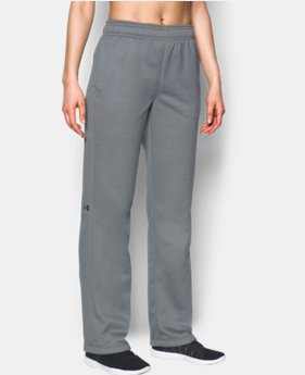 Women's  UA Double Threat Armour Fleece® Pants LIMITED TIME ONLY 4  Colors Available $41.99