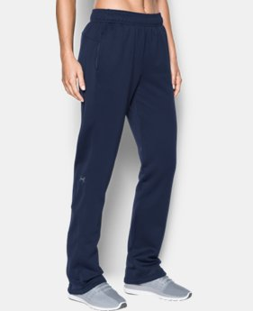 Women's  UA Double Threat Armour Fleece® Pants  1 Color $64.99