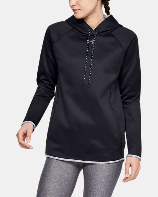 Women's  UA Double Threat Armour Fleece® Hoodie