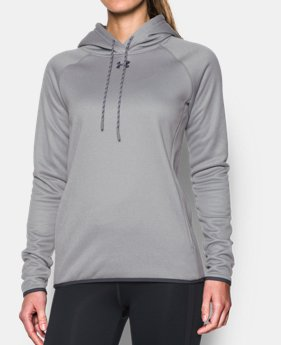 505195ed5 Women's UA Double Threat Armour Fleece® Hoodie 10 Colors Available $54.99