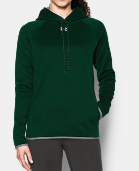 e86422f3d047 Women s UA Double Threat Armour Fleece® Hoodie 3 Colors Available  64.99