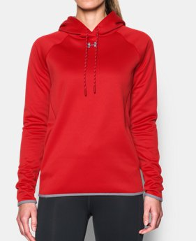 59344c49b471 Women s UA Double Threat Armour Fleece® Hoodie 3 Colors Available  64.99