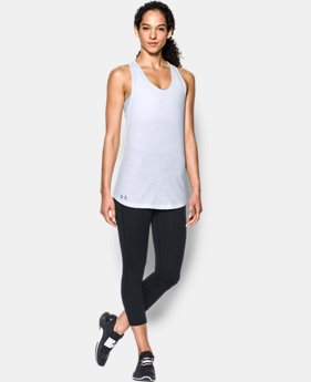 Women's UA Stadium Tank  4  Colors Available $25
