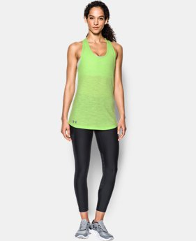 Women's UA Stadium Tank  1  Color Available $24.99 to $25