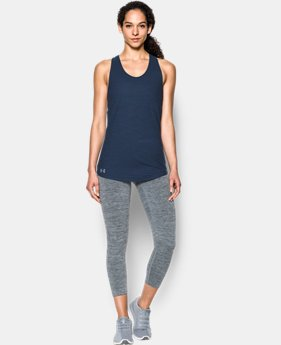 Women's UA Stadium Tank  3  Colors Available $29.99