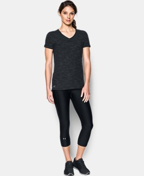 Women's UA Stadium Flow T-Shirt  5 Colors $24.99 to $25