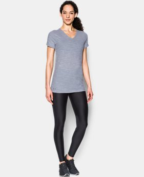 Women's UA Stadium Flow T-Shirt  1  Color $24.99 to $25