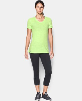Women's UA Stadium Flow T-Shirt LIMITED TIME: FREE U.S. SHIPPING 1  Color Available $24.99 to $25