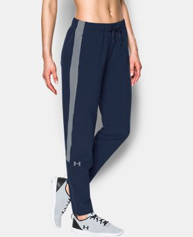 Women's UA Squad Woven Pants  1  Color Available $60