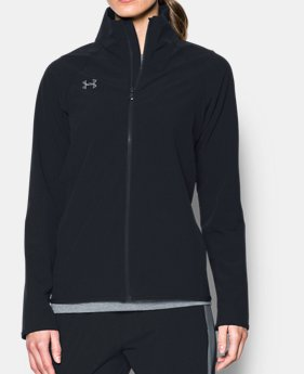 a2f7725f7 Women's UA Squad Woven Full Zip Jacket 3 Colors Available $59.99