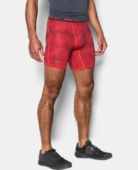 Men's HeatGear® CoolSwitch Armour Shorts  1 Color $26.24