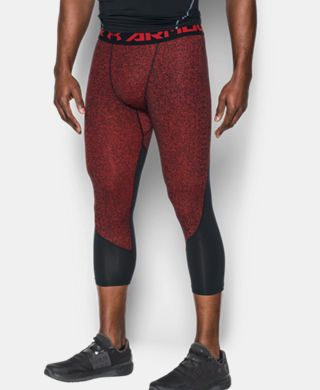 Men's HeatGear® CoolSwitch Armour 2C Compression ¾ Leggings