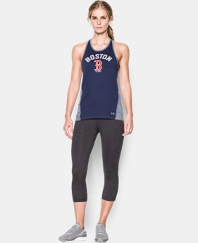 Women's Boston Red Sox UA Tech™ Tank  1 Color $36.99