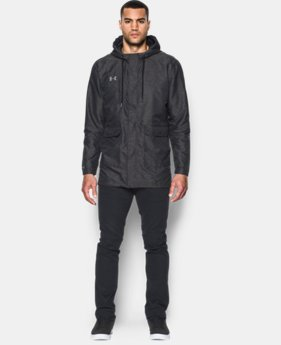Men's Twill Rain Jacket  2 Colors $129.99