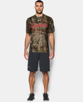 Men's St. Louis Cardinals Camo Tech™ T-Shirt  1 Color $49.99