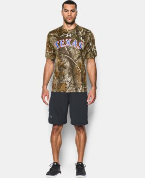Men's Texas Rangers Camo Tech™ T-Shirt LIMITED TIME: FREE U.S. SHIPPING 1 Color $49.99