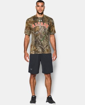 Men's Houston Astros Camo Tech™ T-Shirt LIMITED TIME: FREE U.S. SHIPPING 1 Color $49.99