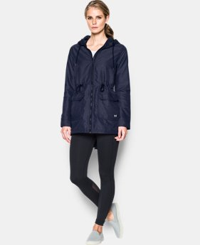 Women's Twill Rain Jacket  2 Colors $129.99