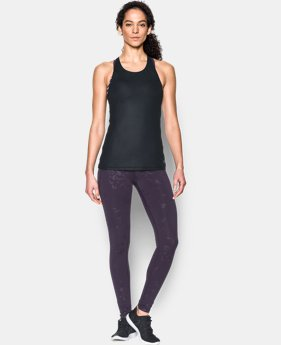 Women's UA Mirror Shine Tank  1 Color $18.74