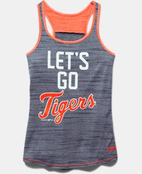 Girls' Detroit Tigers UA Tech™ Tank