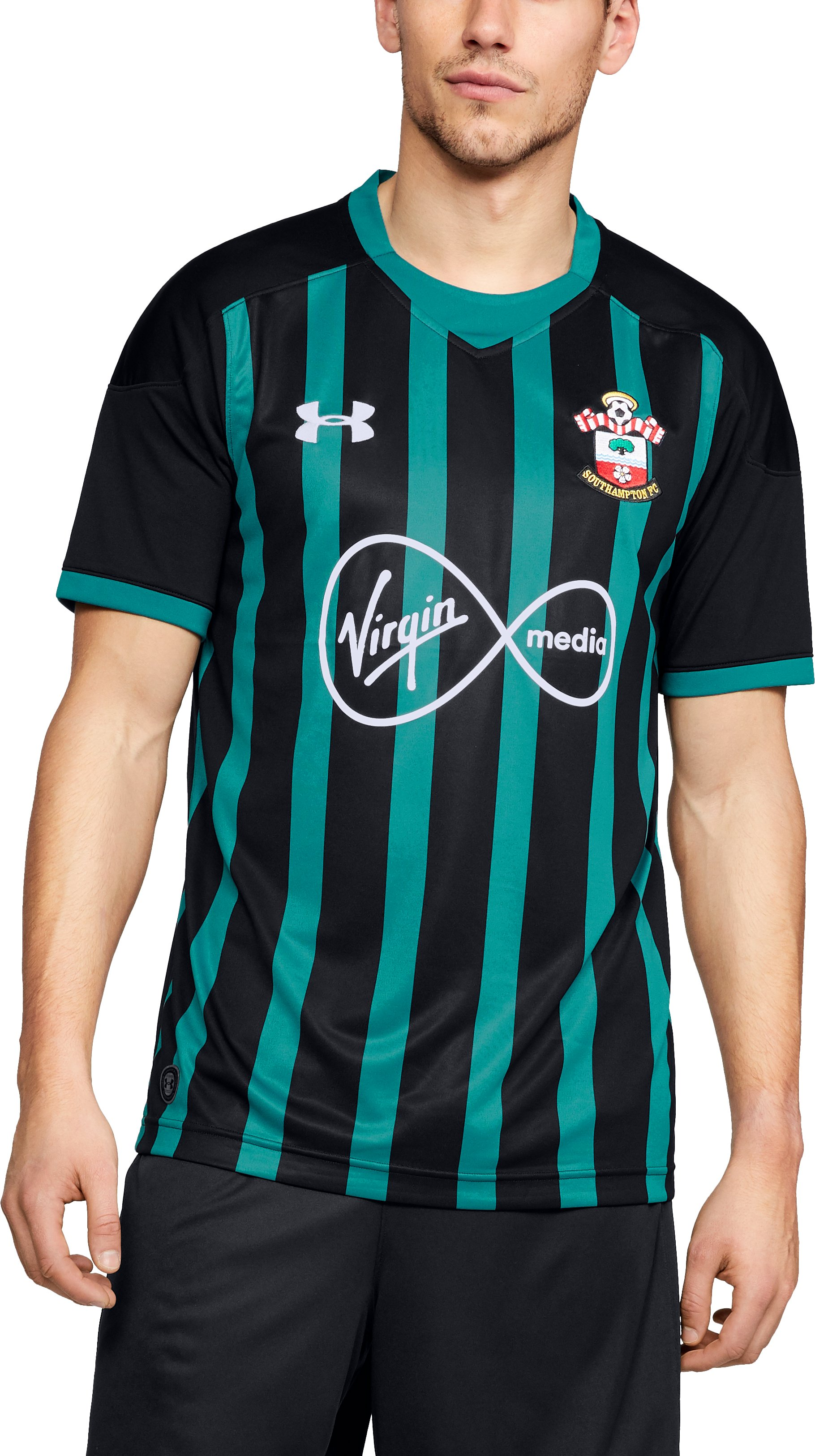 Men's Southampton Replica Jersey, Black