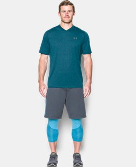 Men's UA Threadborne V-Neck T-Shirt  2 Colors $29.99
