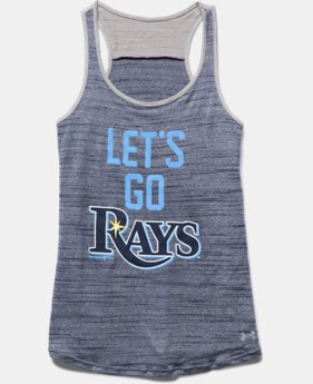 Girls' Tampa Bay Rays UA Tech™ Tank