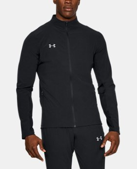 Men's UA Challenger Woven Warm-Up Suit  1 Color $109.99