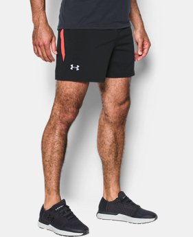 "Men's UA Speedpocket 5"" Shorts  3 Colors $44.99"