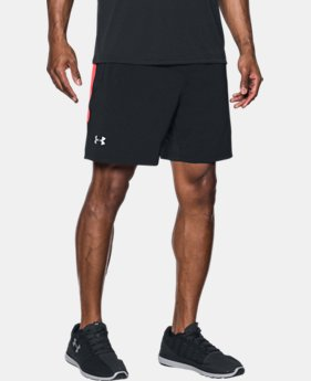 "Men's UA Speedpocket 7"" Shorts  3  Colors $29.99 to $37.49"
