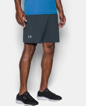 "Men's UA Speedpocket 7"" Shorts  1  Color Available $29.99 to $37.49"