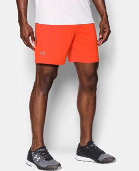 "Men's UA Speedpocket 7"" Shorts  1 Color $31.99"
