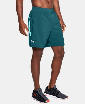 "Best Seller Men's UA Speedpocket 7"" Shorts  1  Color Available $44.99"