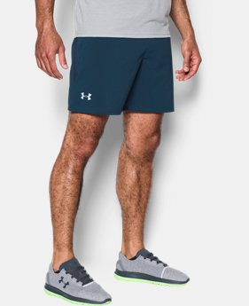 "Men's UA Speedpocket 7"" Shorts   $44.99"