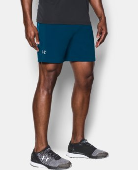 "Men's UA Speedpocket Run 7"" Shorts   $44.99"