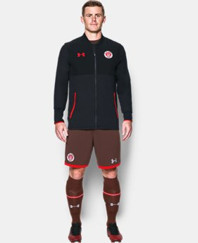 Men's St. Pauli UA Storm Stadium Jacket  1 Color $120