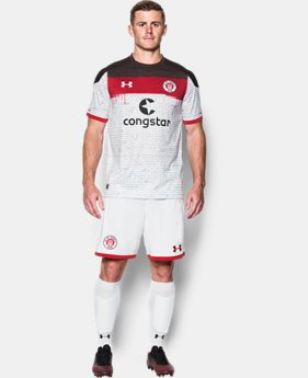 Men's St. Pauli Replica Jersey  2 Colors $90