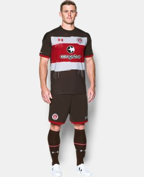 Men's St. Pauli Replica Jersey  1 Color $53.99