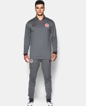 Men's St. Pauli ¼ Zip Top  1 Color $50.99