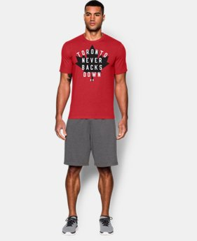 Men's UA T.Dot Never Backs Down T-Shirt