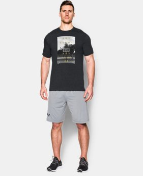 New Arrival  Men's UA Any Court Any Time T-Shirt  1 Color $34.99
