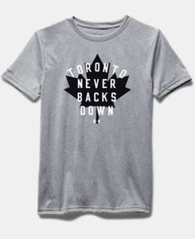 Boys' UA Toronto Never Backs Down T-Shirt