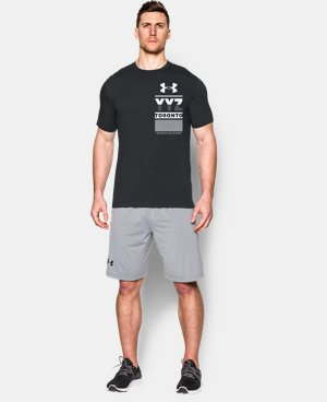New Arrival  Men's UA To My City T-Shirt  1 Color $34.99