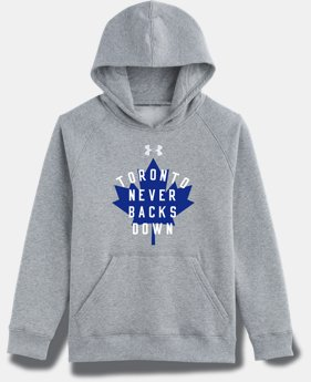 Boys' UA Toronto Never Backs Down Hoodie