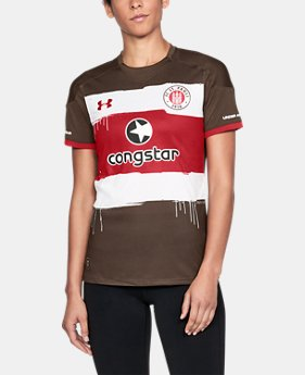 Women's FC St. Pauli Replica Jersey  1 Color $41.99